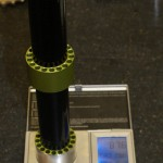 Green Lefty Tube for Cannondale